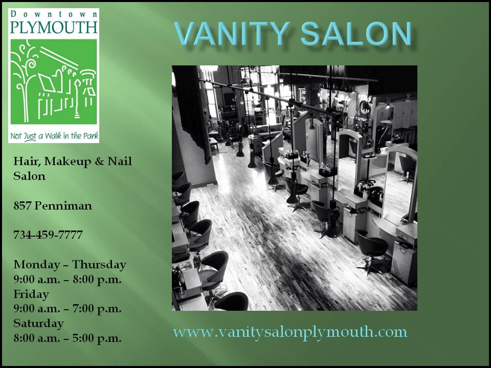 Vanity Salon web