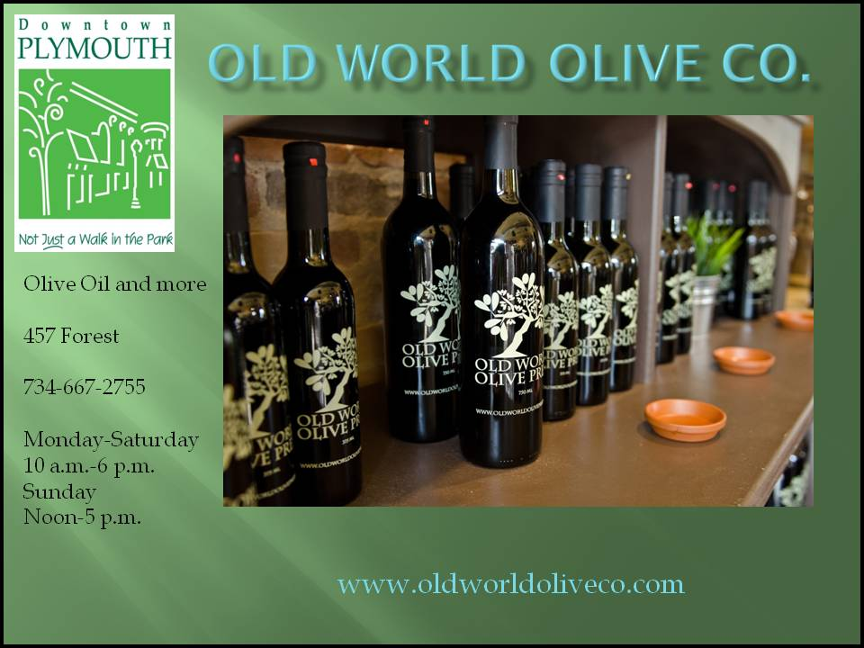 old world olive