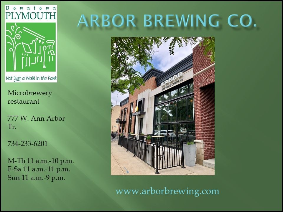 arbor brewing co web