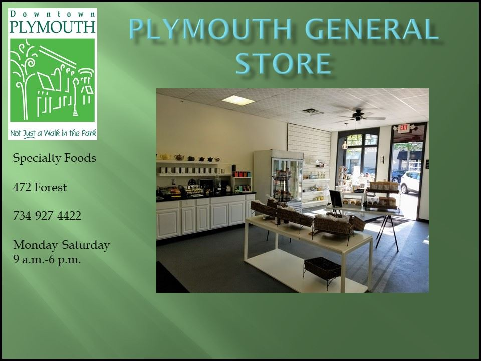 Shops | City of Plymouth Downtown Development Authority
